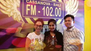Radio Talkshow CSE Roadshow 2016